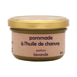 Pommade chanvre lavande – Canna d'Oc