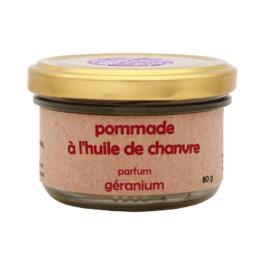 Pommade chanvre géranium – Canna d'Oc