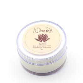 Crème peau mixte, matifiante et hydratante – Loren Kadi
