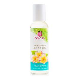 Huile de Coco fragrance Frangipanier – Reniu
