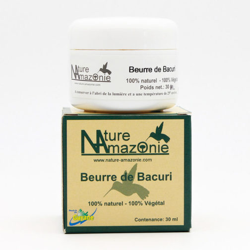 Beurre de Bacuri de Nature Amazonie par Makosmé