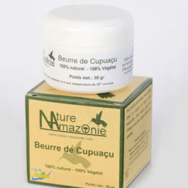 Beurre de Cupuaçu – Nature Amazonie