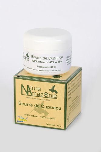 Beurre-de-Cupuaçu Nature-Amazonie