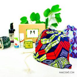 Pochette fourre-tout petite – Makosmé