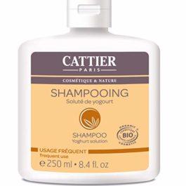 Shampooing Soluté de Yogourt – Cattier