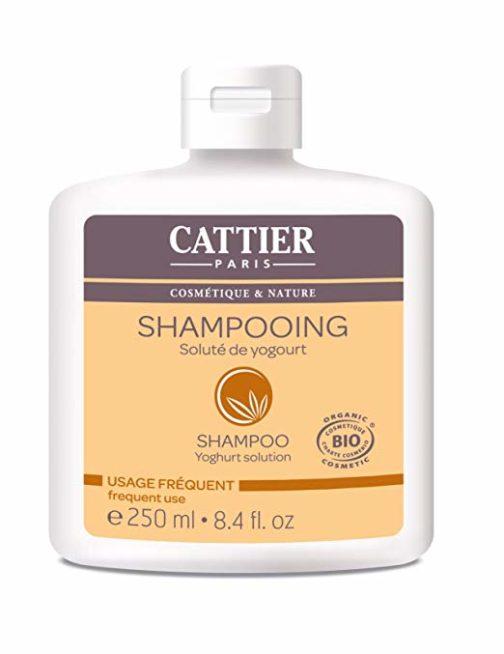 Shampooing solutée de yogourt - Cattier