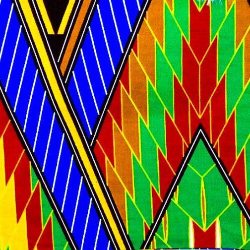 Carré-pochette-pyramide Makosmé