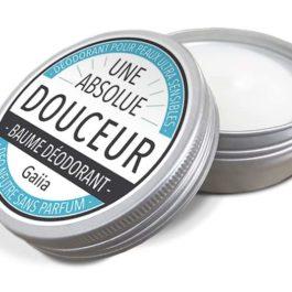 Baume déodorant neutre sans bicarbonate – Gaiia