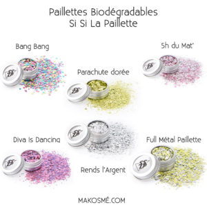 Board Paillettes