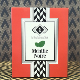 Savon Menthe Noire – La Manufacture du Siècle