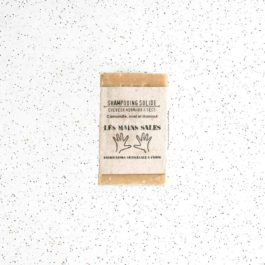 Shampooing Camomille Miel et Rhassoul – Les Mains Sales