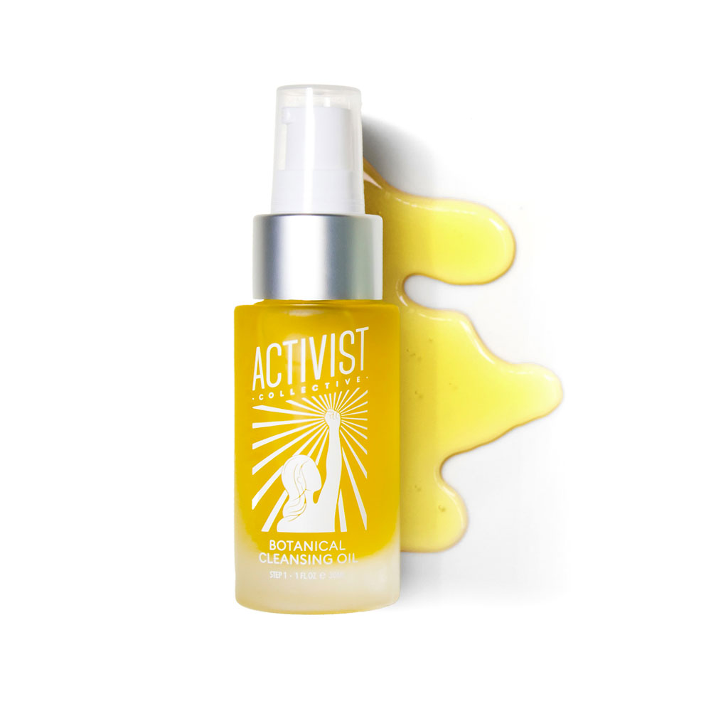 Botanical Cleansing Oil - Activist-Collective 30ml