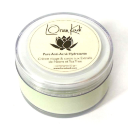 Pure hydratante peau à problèmes – Loren Kadi