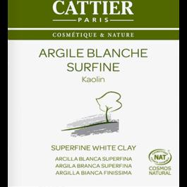 Argile Blanche Surfine – Cattier