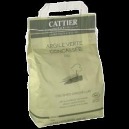 Argile Verte Concassée – Cattier