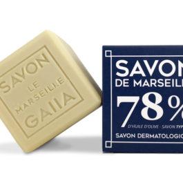 Cube Savon de Marseille / 250 gr – Gaiia