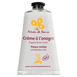 Crème Visage à l'Onagre – Les Artistes de Nature