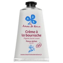 Crème Visage à la Bourrache – Les Artistes de Nature