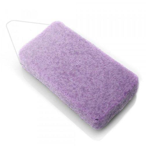 Eponge Konjac à la Violette - DBS